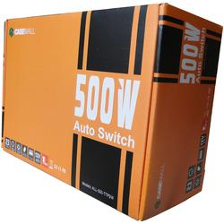 FONTE ATX  500W REAL CASEMALL AUTO SWITCH (ALL-500TTPSW4)
