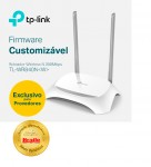 WIR. ROTEADOR 300 MBPS TL-WR840N (W) PRESET PROVEDORES